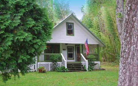 Price Reduced on Mineral Bluff Cottage