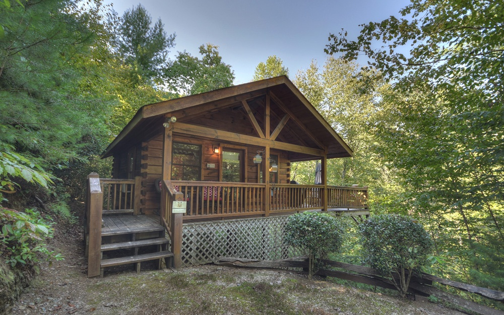 North Georgia Log Cabins for sale | North Georgia Mountain