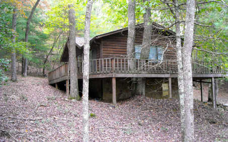 Ideal Hunting Cabin--$79,000