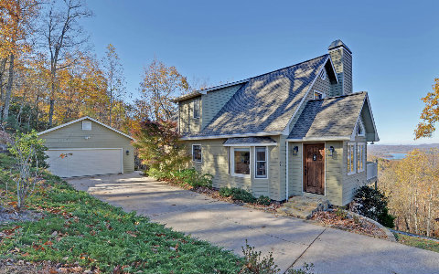 48  EAGLES VIEW DRIVE, HAYESVILLE, NC