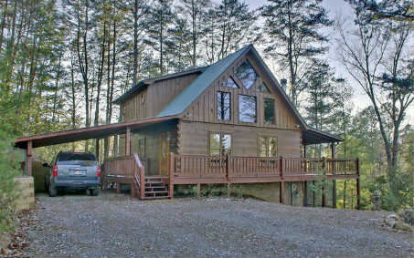 173  THE FOREST ROAD, BLUE RIDGE, GA