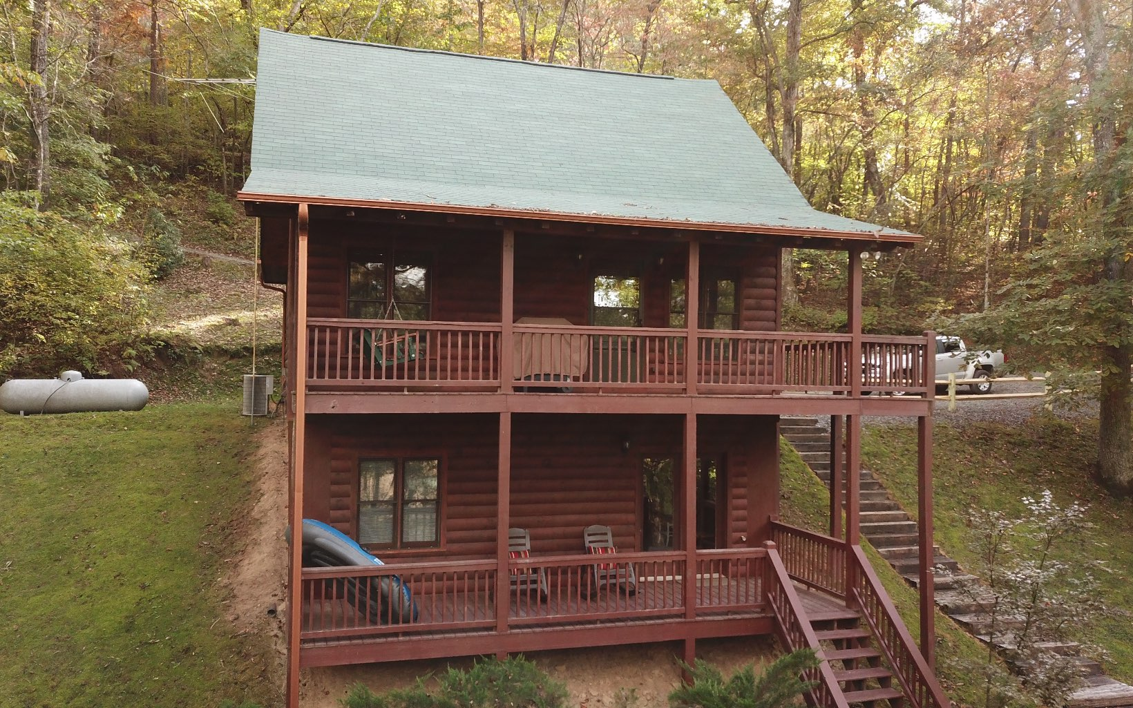 North Georgia Log Cabins For Sale North Georgia Mountain Realty