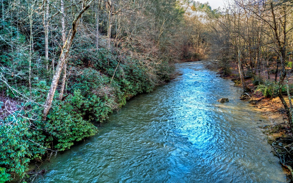 LOT 9 RIVER LODGE, Ellijay, GA 30522